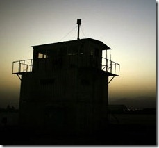 Bagram Guard Tower