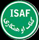 ISAF Shoulder Patch