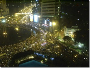 Jakarta - Welcome Circle